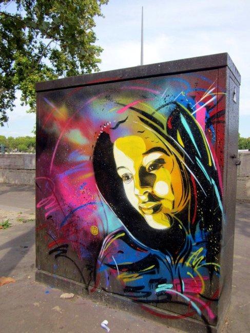 C215 Paris, France