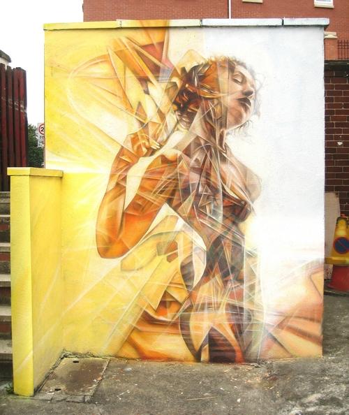 Replete Leeds Street Art