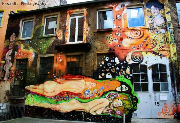 HasanB_Gustav_Klimt_Tribute