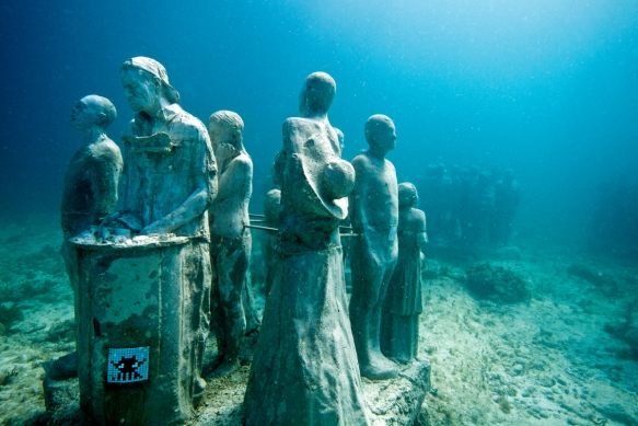 Invader_underwater_cancun